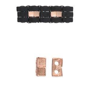 De onderdelen van Cymbal zijn ervoor gemaakt om een bepaalde kraal soort te vervangen of af te werken en zijn te koop bij kralenwinkel Limited Edition in de vorm Klouvas in de kleur rose.