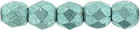 De glazen Fire Polished 2mm beads worden veel gebruikt in sieraden patronen en zijn te koop bij kralenwinkel Limited Edition in Den Haag in de kleur 77060CR.