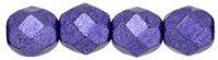 De glazen Fire Polished beads worden veel gebruikt in sieraden patronen en zijn te koop bij kralenwinkel Limited Edition in Den Haag in de kleur 06B07.