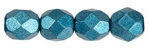 De glazen Fire Polished beads worden veel gebruikt in sieraden patronen en zijn te koop bij kralenwinkel Limited Edition in Den Haag in de kleur 06B10.