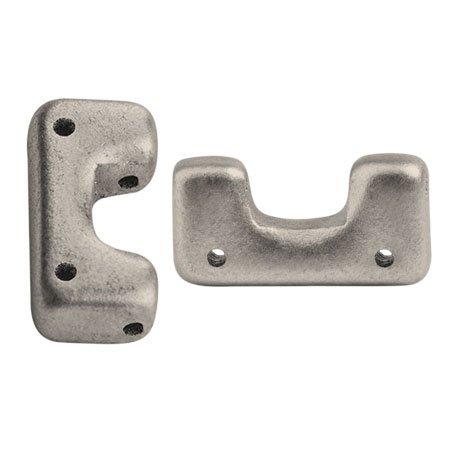 De Telos® par Puca® van het merk les Perles par Puca® is te koop bij kralenwinkel Limited Edition in Den Haag in de kleur Metallic Mat Beige.