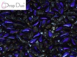 De DropDuo heeft twee gaten en is te koop bij kralenwinkel Limited Edition in Den Haag in de kleur 00030/22203.
