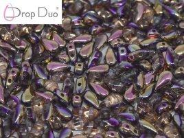 De DropDuo heeft twee gaten en is te koop bij kralenwinkel Limited Edition in Den Haag in de kleur 00030/27141.