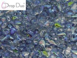 De DropDuo heeft twee gaten en is te koop bij kralenwinkel Limited Edition in Den Haag in de kleur 00030/98538.