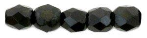 De glazen Fire Polished 2mm beads worden veel gebruikt in sieraden patronen en zijn te koop bij kralenwinkel Limited Edition in Den Haag in de kleur 232980.