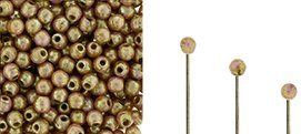 Finial beads 2mm