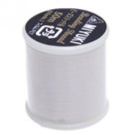 Dit Miyuki beading thread draad is perfect om te gebruiken met kleine kraaltjes en is te koop bij kralenwinkel Limited Edition in Den Haag in de kleur White.