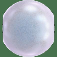 Deze glasparel van 4mm van Swarovski is te koop bij kralenwinkel Limited Edition in Den Haag in de kleur Crystal Iridescent Blue Pearl.