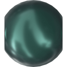 Deze glasparel van 4mm van Swarovski is te koop bij kralenwinkel Limited Edition in Den Haag in de kleur Crystal Iridescent Tahitian Look Pearl.