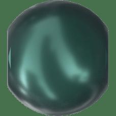 Deze glasparel van 2mm van Swarovski is te koop bij kralenwinkel Limited Edition in Den Haag in de kleur Crystal Iridescent Tahitian Look Pearl.