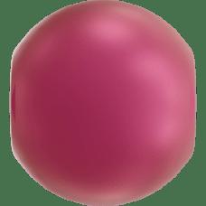 Deze glasparel van 4mm van Swarovski is te koop bij kralenwinkel Limited Edition in Den Haag in de kleur Crystal Mulberry Pink Pearl.
