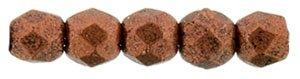 De glazen Fire Polished 2mm beads worden veel gebruikt in sieraden patronen en zijn te koop bij kralenwinkel Limited Edition in Den Haag in de kleur 23980-01750.