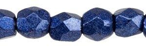 De glazen Fire Polished 2mm beads worden veel gebruikt in sieraden patronen en zijn te koop bij kralenwinkel Limited Edition in Den Haag in de kleur 07B07.