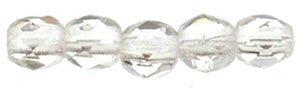 De glazen Fire Polished 2mm beads worden veel gebruikt in sieraden patronen en zijn te koop bij kralenwinkel Limited Edition in Den Haag in de kleur 00030.