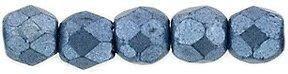 De glazen Fire Polished 2mm beads worden veel gebruikt in sieraden patronen en zijn te koop bij kralenwinkel Limited Edition in Den Haag in de kleur 04B06.