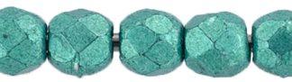 De glazen Fire Polished 2mm beads worden veel gebruikt in sieraden patronen en zijn te koop bij kralenwinkel Limited Edition in Den Haag in de kleur 05A04.