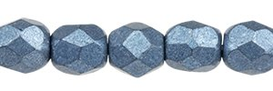 De glazen Fire Polished 2mm beads worden veel gebruikt in sieraden patronen en zijn te koop bij kralenwinkel Limited Edition in Den Haag in de kleur 07B02.