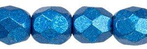 De glazen Fire Polished 2mm beads worden veel gebruikt in sieraden patronen en zijn te koop bij kralenwinkel Limited Edition in Den Haag in de kleur 07B03.