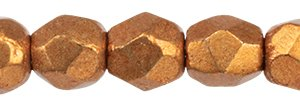 De glazen Fire Polished 2mm beads worden veel gebruikt in sieraden patronen en zijn te koop bij kralenwinkel Limited Edition in Den Haag in de kleur 07B05.