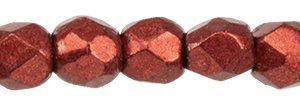 De glazen Fire Polished 2mm beads worden veel gebruikt in sieraden patronen en zijn te koop bij kralenwinkel Limited Edition in Den Haag in de kleur 07B10.