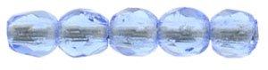 De glazen Fire Polished 2mm beads worden veel gebruikt in sieraden patronen en zijn te koop bij kralenwinkel Limited Edition in Den Haag in de kleur 30050.
