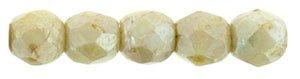 De glazen Fire Polished 2mm beads worden veel gebruikt in sieraden patronen en zijn te koop bij kralenwinkel Limited Edition in Den Haag in de kleur 65401AL.
