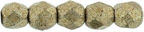 De glazen Fire Polished 2mm beads worden veel gebruikt in sieraden patronen en zijn te koop bij kralenwinkel Limited Edition in Den Haag in de kleur 77056CR.