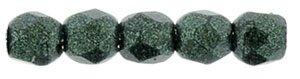 De glazen Fire Polished 2mm beads worden veel gebruikt in sieraden patronen en zijn te koop bij kralenwinkel Limited Edition in Den Haag in de kleur 79052JT.