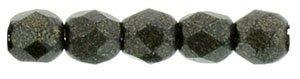 De glazen Fire Polished 2mm beads worden veel gebruikt in sieraden patronen en zijn te koop bij kralenwinkel Limited Edition in Den Haag in de kleur 79082JT.