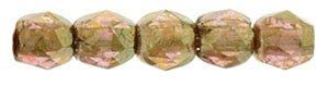 De glazen Fire Polished 2mm beads worden veel gebruikt in sieraden patronen en zijn te koop bij kralenwinkel Limited Edition in Den Haag in de kleur AK00030.