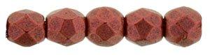 De glazen Fire Polished 2mm beads worden veel gebruikt in sieraden patronen en zijn te koop bij kralenwinkel Limited Edition in Den Haag in de kleur 23980-01890.