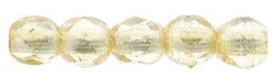 De glazen Fire Polished 2mm beads worden veel gebruikt in sieraden patronen en zijn te koop bij kralenwinkel Limited Edition in Den Haag in de kleur LC00030.