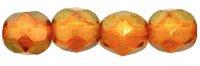 De glazen Fire Polished beads worden veel gebruikt in sieraden patronen en zijn te koop bij kralenwinkel Limited Edition in Den Haag in de kleur 69253CR.