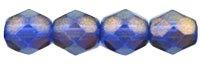 De glazen Fire Polished beads worden veel gebruikt in sieraden patronen en zijn te koop bij kralenwinkel Limited Edition in Den Haag in de kleur 69264CR.