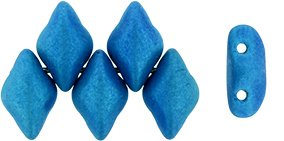 De Gemduo kraal van Matubo is erg leuk om te gebruiken in patroontjes en is te koop bij kralenwinkel Limited Edition in Den Haag in de kleur 24306.