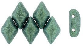 De Gemduo kraal van Matubo is erg leuk om te gebruiken in patroontjes en is te koop bij kralenwinkel Limited Edition in Den Haag in de kleur 790351MJT.