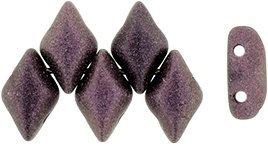 De Gemduo kraal van Matubo is erg leuk om te gebruiken in patroontjes en is te koop bij kralenwinkel Limited Edition in Den Haag in de kleur 79086MJT.