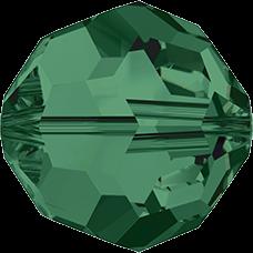 De Swarovski 5000 kraal is te koop bij kralenwinkel Limited Edition in de maat 2mm in de kleur Emerald.