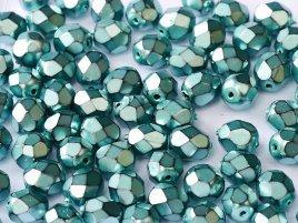 De glazen Fire Polished 3mm beads worden veel gebruikt in sieraden patronen en zijn te koop bij kralenwinkel Limited Edition in Den Haag in de kleur 23980/34646.