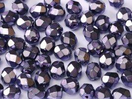 De glazen Fire Polished 3mm beads worden veel gebruikt in sieraden patronen en zijn te koop bij kralenwinkel Limited Edition in Den Haag in de kleur 23980/34673.