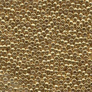 De rocaille seed bead van het Japanse merk Miyuki is te koop bij kralenwinkel Limited Edition in Den Haag in de maat 08-0191.