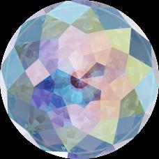 Deze Dome round van swarovski is te koop bij kralenwinkel Limited Edition in Den Haag in de kleur Crystal AB.