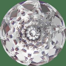Deze Dome round van swarovski is te koop bij kralenwinkel Limited Edition in Den Haag in de kleur Crystal.