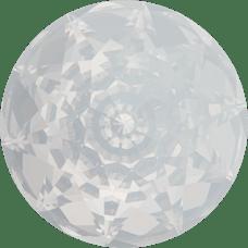Deze Dome round van swarovski is te koop bij kralenwinkel Limited Edition in Den Haag in de kleur White Opal.
