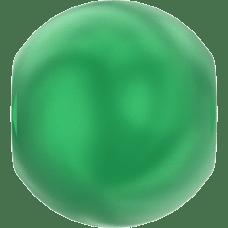Deze glasparel van 4mm van Swarovski is te koop bij kralenwinkel Limited Edition in Den Haag in de kleur Crystal Eden Green Pearl.