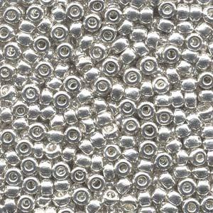 De rocaille seed bead van het Japanse merk Miyuki is te koop bij kralenwinkel Limited Edition in Den Haag in de maat 06-0961.