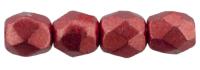 De glazen Fire Polished 3mm beads worden veel gebruikt in sieraden patronen en zijn te koop bij kralenwinkel Limited Edition in Den Haag in de kleur 08a07.