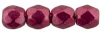 De glazen Fire Polished 3mm beads worden veel gebruikt in sieraden patronen en zijn te koop bij kralenwinkel Limited Edition in Den Haag in de kleur 08a09.