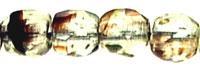 De glazen Fire Polished 3mm beads worden veel gebruikt in sieraden patronen en zijn te koop bij kralenwinkel Limited Edition in Den Haag in de kleur 88126.