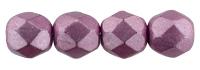De glazen Fire Polished beads worden veel gebruikt in sieraden patronen en zijn te koop bij kralenwinkel Limited Edition in Den Haag in de kleur 08A03.